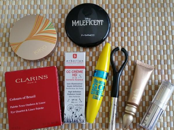 Les produits que j'ai utilisé en vacances et les autres ... Rouge aux Ongles