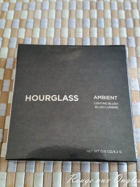 Hourglass  Rouge aux Ongles