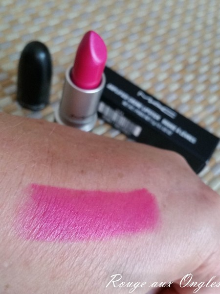 MAC - Rouge aux Ongles