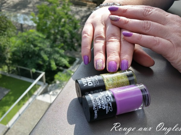 Miss Europe - Rouge aux Ongles