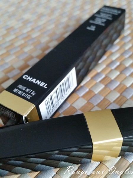 Chanel - Rouge aux Ongles