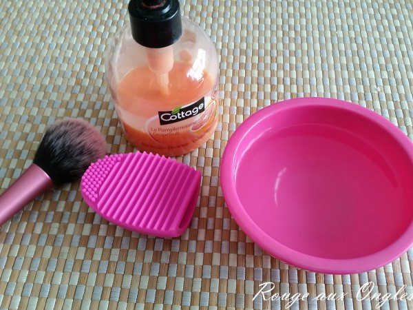Brush Cleaner - Rouge aux Ongles
