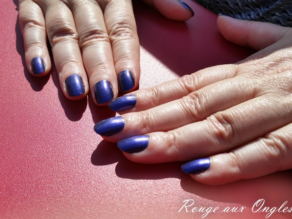 Jessica - Rouge aux Ongles