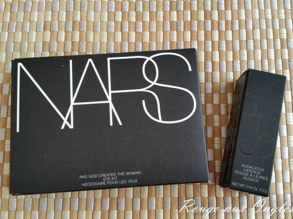 NARS - Rouge aux Ongles