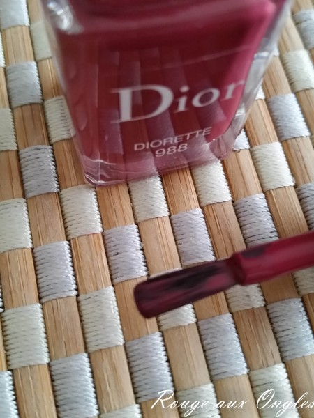 Dior - Rouge aux Ongles