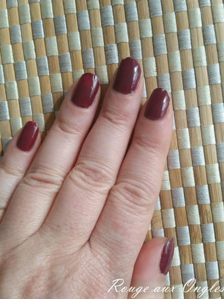 Diorette- Rouge aux Ongles