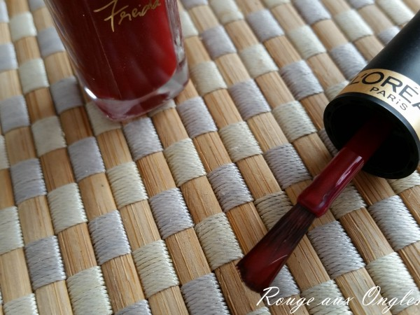 Pure Red - Rouge aux Ongles