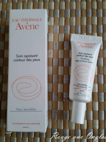 Avène - Rouge aux Ongles