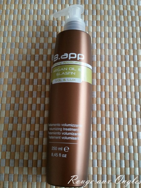 B-App - Rouge aux Ongles