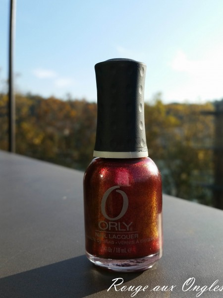 Rock-it - Rouge aux Ongles