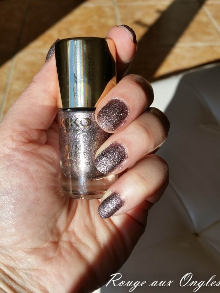 Real Glare  - Kiko - Rouge aux Ongles
