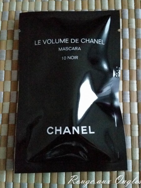 Volume de Chanel - Rouge aux Ongles