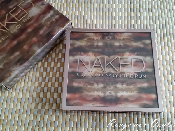 Naked on the Run - Rouge aux Ongles