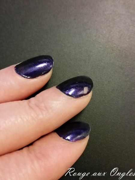 Vernis Marionnaud - Rouge aux Ongles