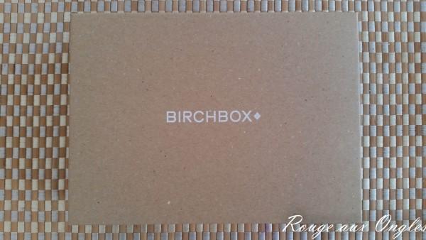 BirchBox - Rouge aux Ongles
