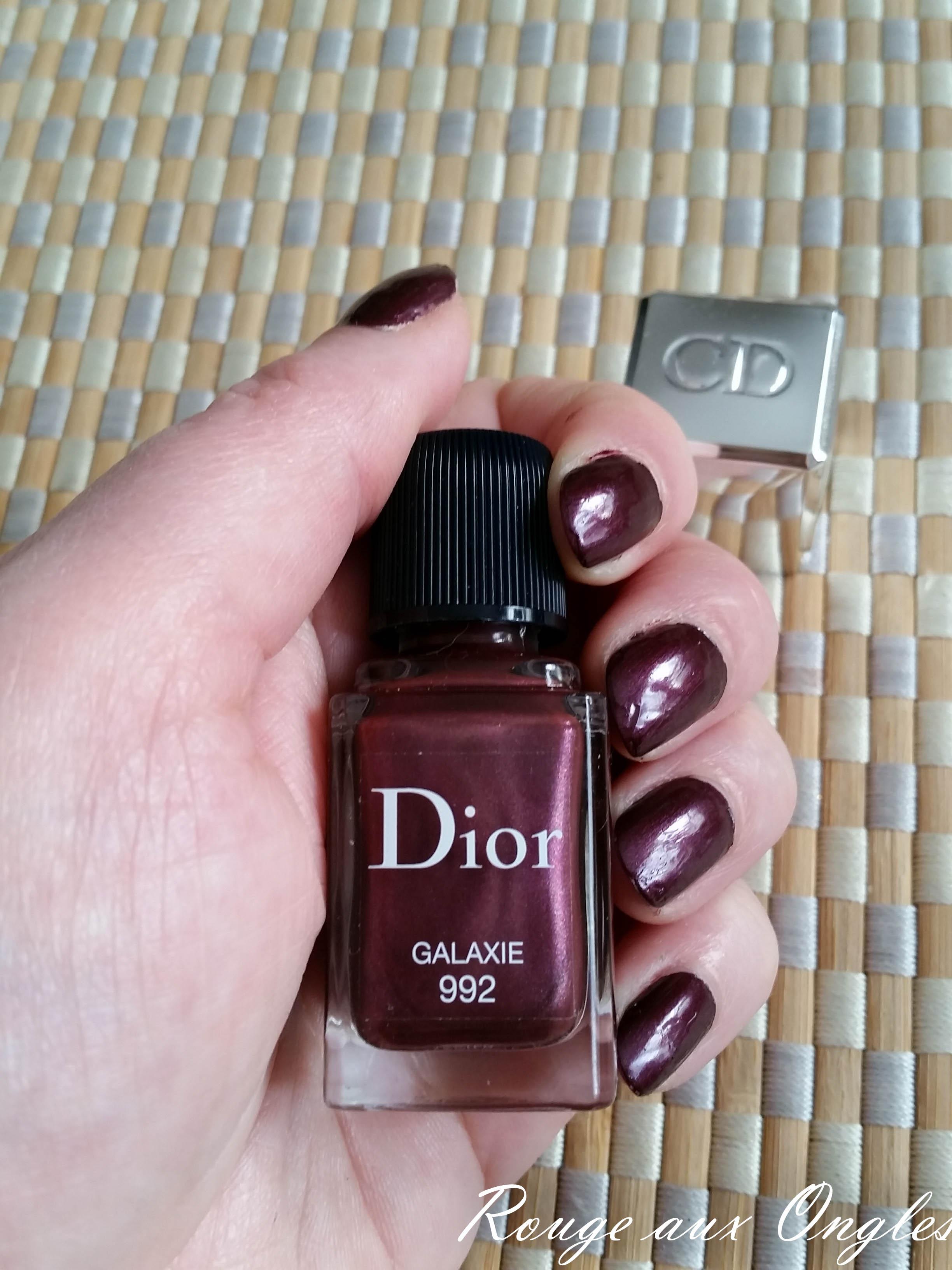 Galaxie de Dior - Rouge aux Ongles