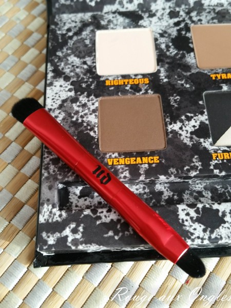 Pulp Fiction Urban Decay  Rouge aux Ongles
