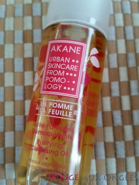 Akane - Rouge aux Ongles