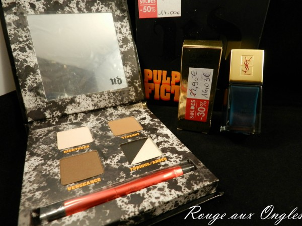 Soldes Sephora - Rouge aux Ongles