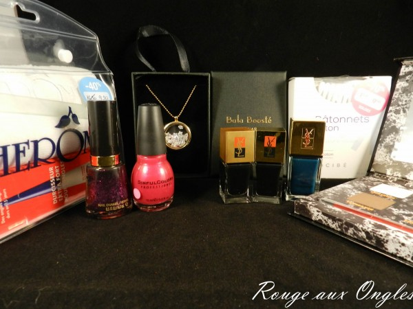 Soldes hiver 2015 - Rouge aux Ongles