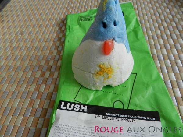 Lush - Rouge aux Ongles