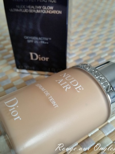 DiorSkin Nude Air - Rouge aux Ongles