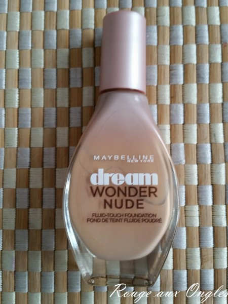 Dream Wonder Nude - Rouge aux Ongles