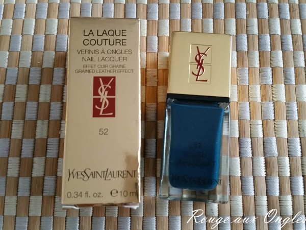 Vernis YSL - Rouge aux Ongles