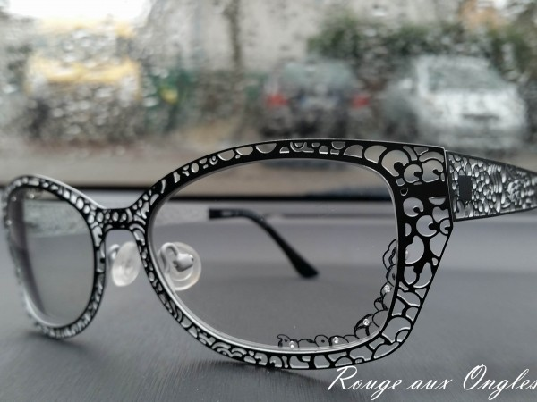 Mes lunettes Ziggy - Rouge aux Ongles