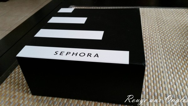 Sephora - Rouge aux Ongles