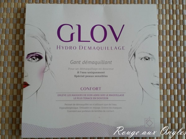Glov - Rouge aux Ongles