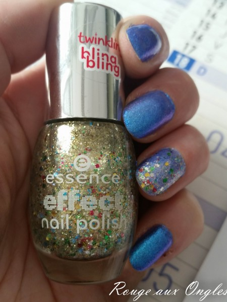 Liquid Foil Essence - Rouge aux Ongles