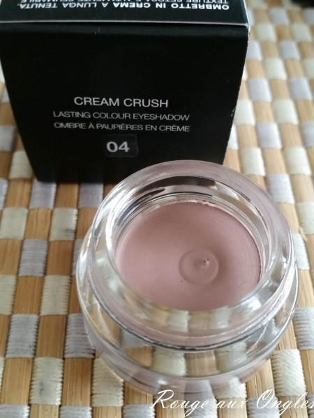 Cream Crush Kiko - Rouge aux Ongles