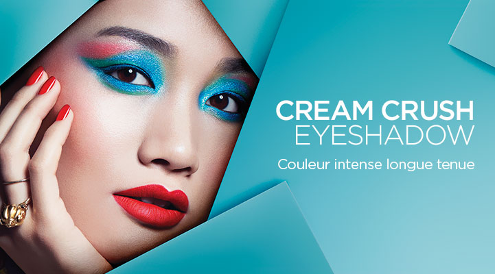 CreamCrush Kiko - Rouge aux Ongles