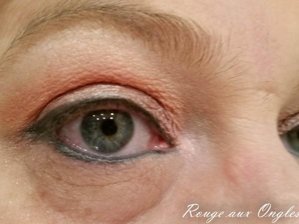 Mon maquillage avec P2 - Rouge aux Ongles