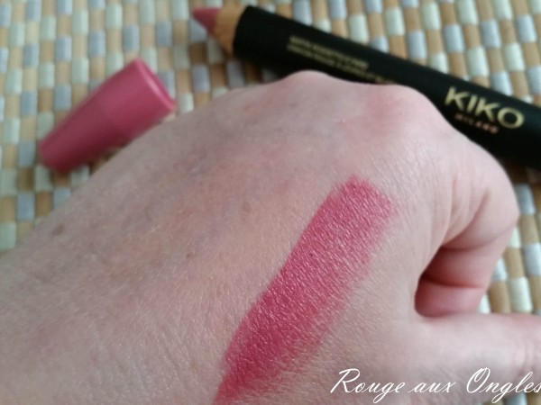 ModernTribes Kiko - Rouge aux Ongles