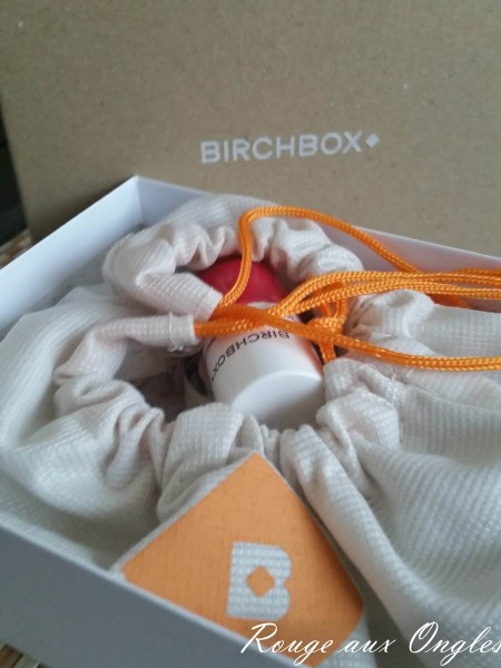 BirchBox - Rouge aux Ongles