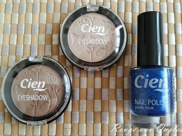 Maquillage Cien - Rouge aux Ongles