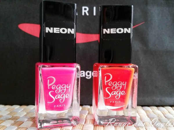 Peggy Sage - Rouge aux Ongles