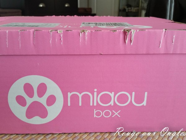 MiaouBox - Rouge aux Ongles