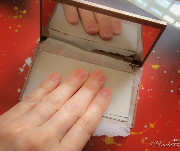 Réparer un Fard Cassé - Rouge aux Ongles