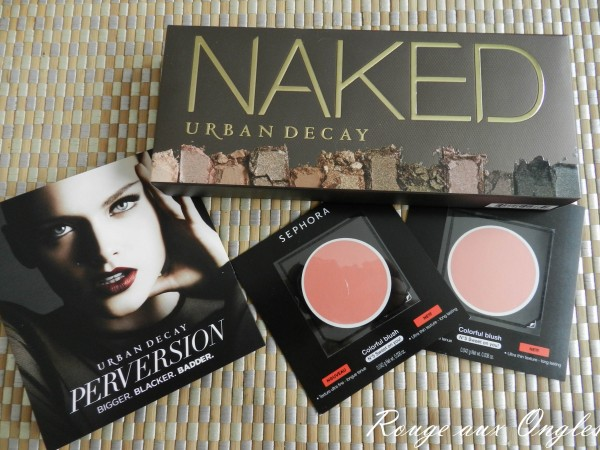 Naked Urban Decay - Rouge aux Ongles