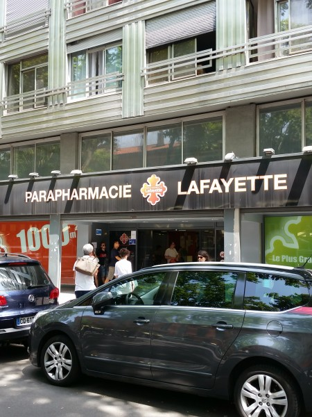 Parapharmacie Lafayette Toulouse - Rouge aux Ongles