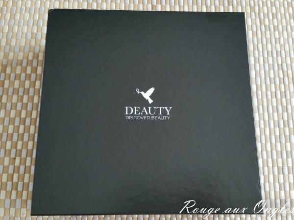 Deauty Box Française - Rouge aux Ongles