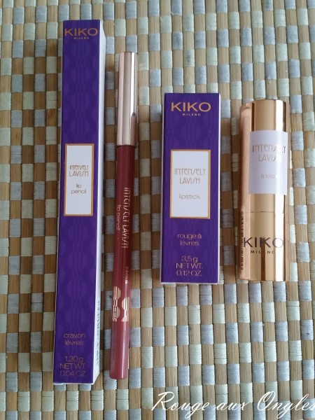 RebelRomantic Kiko- Rouge aux Ongles
