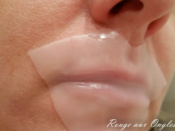 Intensive Lip Mask de Kiko - Rouge aux Ongle