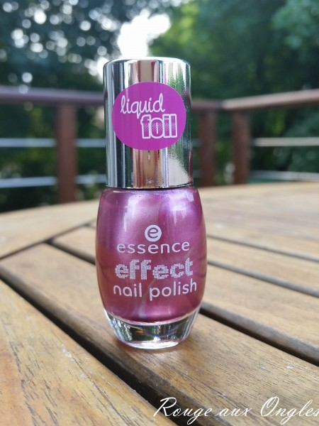 Essence DM - Rouge aux Ongles