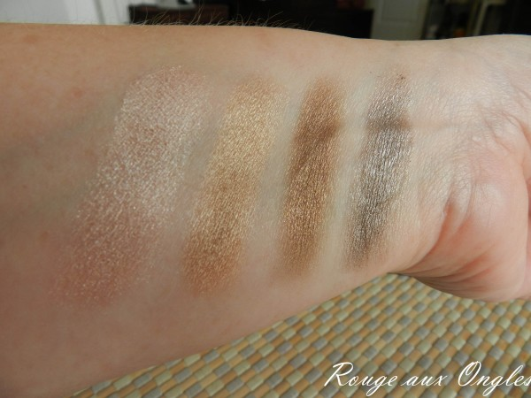 Naked Smoky Urban Decay  Rouge aux Ongles