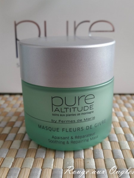 Pure Altitude - Rouge aux Ongles