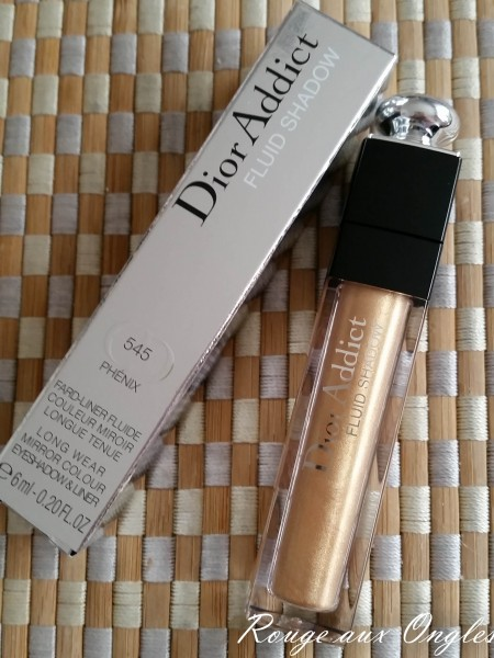 Collection Cosmopolite de Dior - Rouge aux Ongles